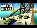 EPIC Battle for the Bridge! Impossible Challenge (Ravenfield Best Mods Gameplay)