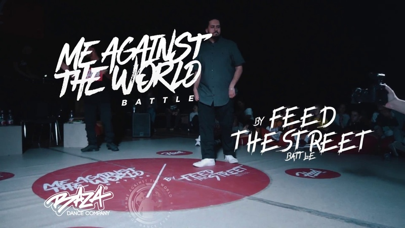 Me against the World / BALTIC Preselection By FTSB | Dalil Wave Judge Demo | Popping