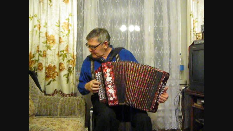 Молдавский танец - Молдовеняска