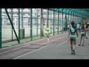3 попытка в прыжках в длину у девушек 2005-2006 г.р. команды Победа