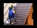 Монтаж металлочерепицы - подробная инструкция