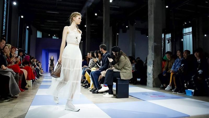 Shiatzy Chen | Spring Summer 2019 Full Fashion Show | Exclusive