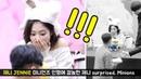미니언즈에 깜놀한 제니 JENNIE surprised Minions Edited fancam SOLO 팬사인회 fansign 블랙핑크 BLACKPINK 코엑스