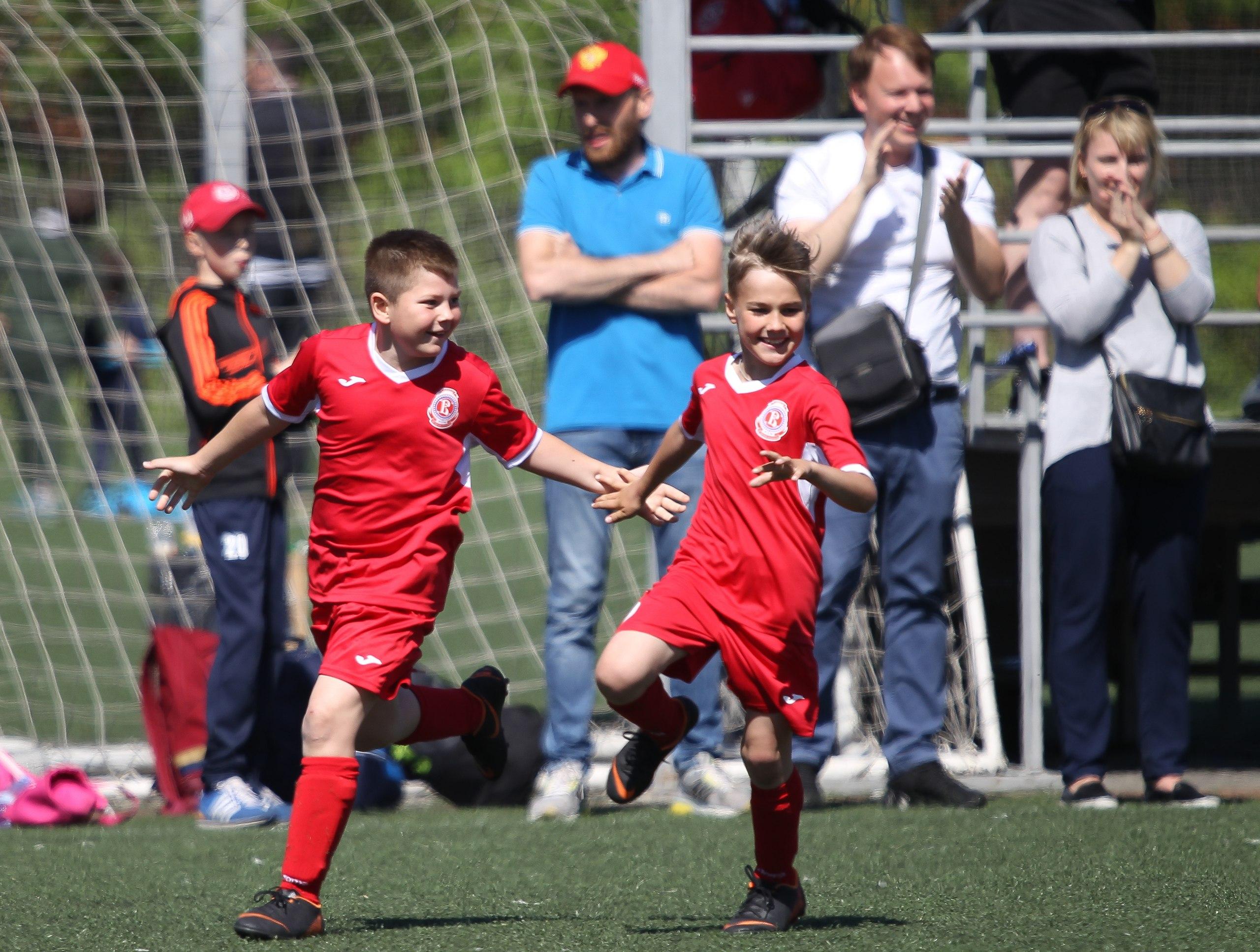 Футбольная школа «Витязь» открывает летний сезон