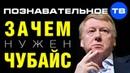 Зачем нужен Чубайс Познавательное ТВ Артём Войтенков