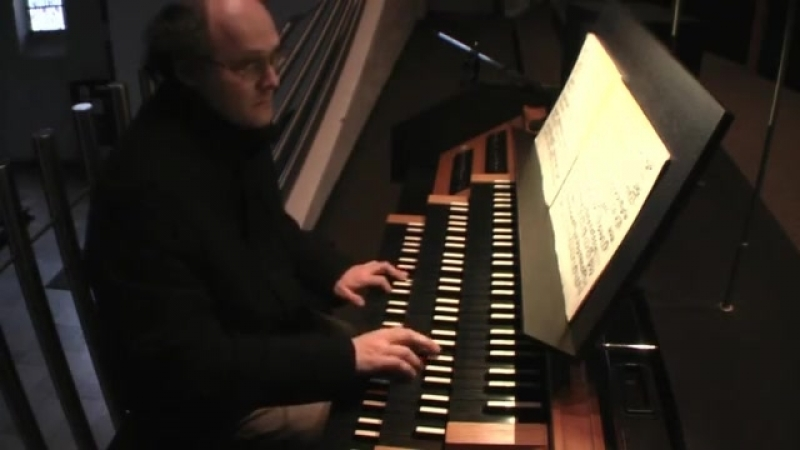 590 J. S. Bach - Pastorella [incomplete (?)] F Major, BWV 590 - J. A. Bewig