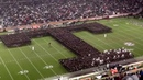 Fightin' Texas Aggie Band Halftime Drill Missouri Game at Kyle Field on November 15 2014
