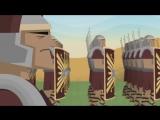 Один день из жизни римского легионера