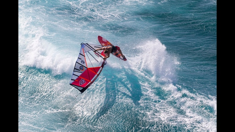 Live life one wave at a time Windsurfing collection at Hookipa Maui Hawaii