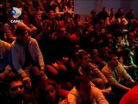 Sıla - Ferhat Göçer-Vur Kadehi Ustam Beyaz Show Canlı Performans 20.11.2009