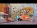 Леди Баг и Барби. Doll Miraculous Ladybug. Doll Barbie.Кукла Леди Баг.Обзор игрушек.Видео для детей.