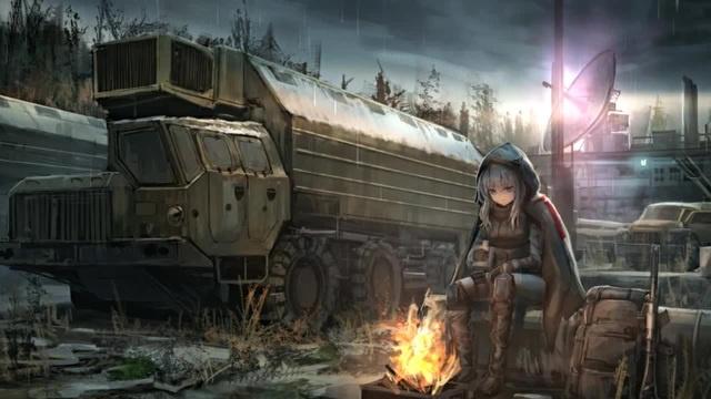 S.T.A.L.K.E.R.-Anime|♫Bad Wolves - Zombie♫