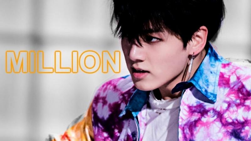 JUNGKOOK ─「MILLION」