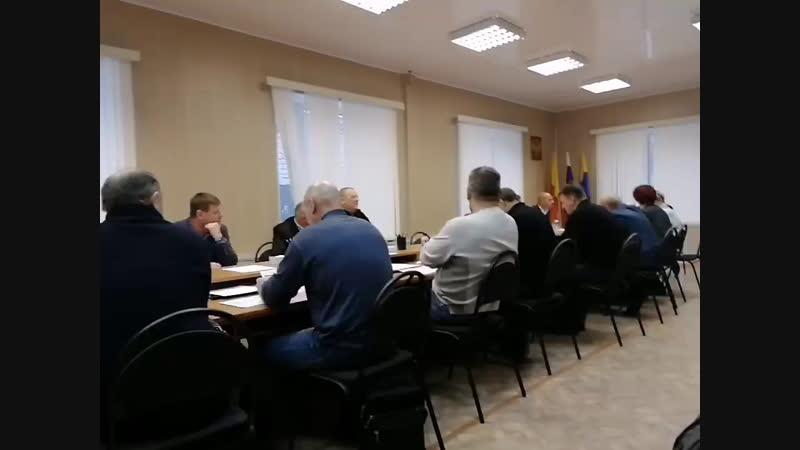 20.12.2018 Заседание Осташковской городской Думы
