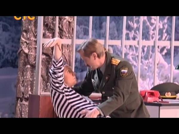 Уральские пельмени. 31.12.2012. тюрьма