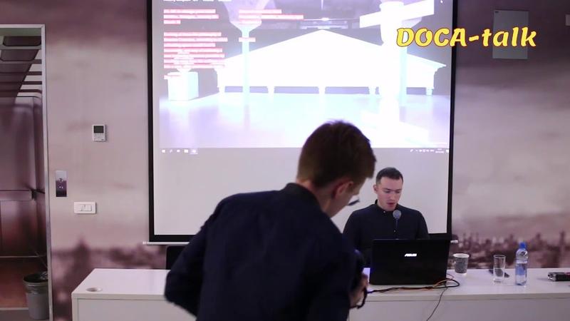 Встреча с художником Арсением Жиляевым