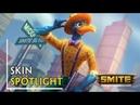 Geek Beak Thoth Skin Spotlight INCOMPLETE