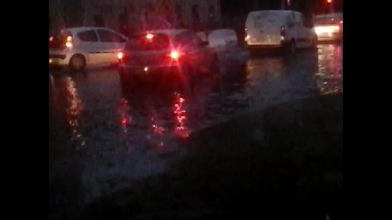 Потом в Минске на улице Первомайская