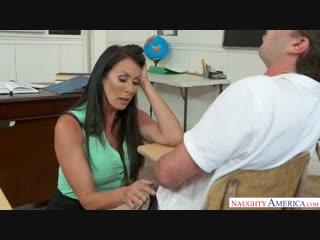 Reagan Foxx, Lucas Frost  My First Sex Teacher  Oct 13, 2018 NEW  American, Ball licking, Big Dick, Big Fake Tits HD
