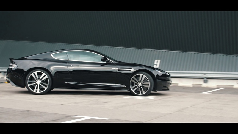 PassionWithoutLimits Aston Martin DBS - The Launch