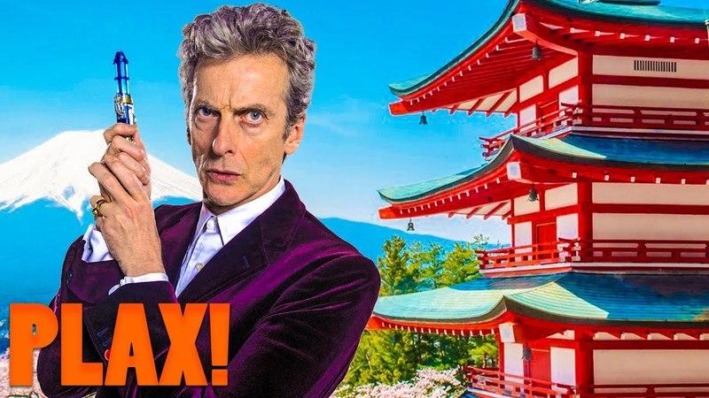 10 Фактов Которых Вы Точно не Знали о Докторе Кто | PLAX!