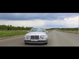 Mercedes W124 E500 Волчок