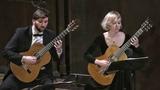 Russian Guitar Quartet - Tchaikovsky - The Seasons April (