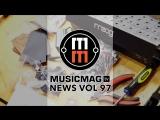 MUSICMAG TV NEWS #97 MOOG Subharmonicon, ACID Pro 8, дилей от Ninja Tune и др.