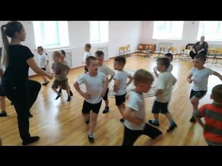 хореография с Екатериной Андреевной
