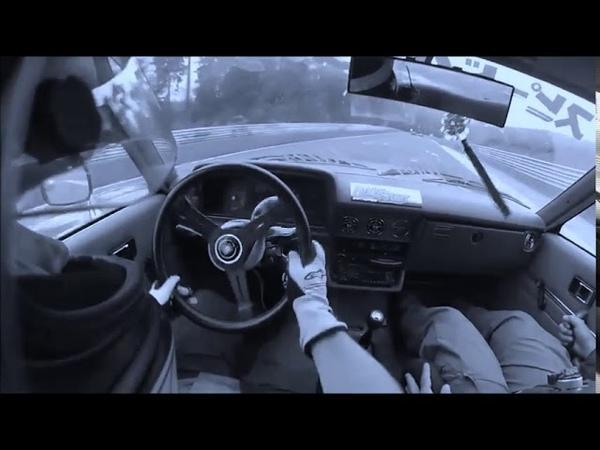 頭文字D Save Me - Leslie Parrish (Nordschleife drift)