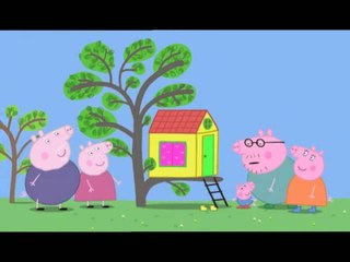 Peppa Pig Series 1 Episode 39 The Tree House