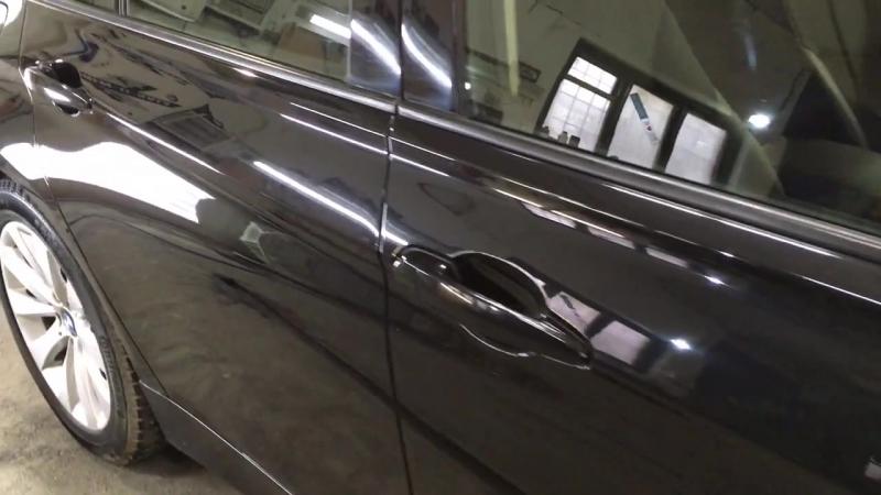 Полная полировка кузова с нанесение керамики, на кузов BMW 3er, результат очевиден! Глубина и сочность цвета зашкаливает! Я выпо