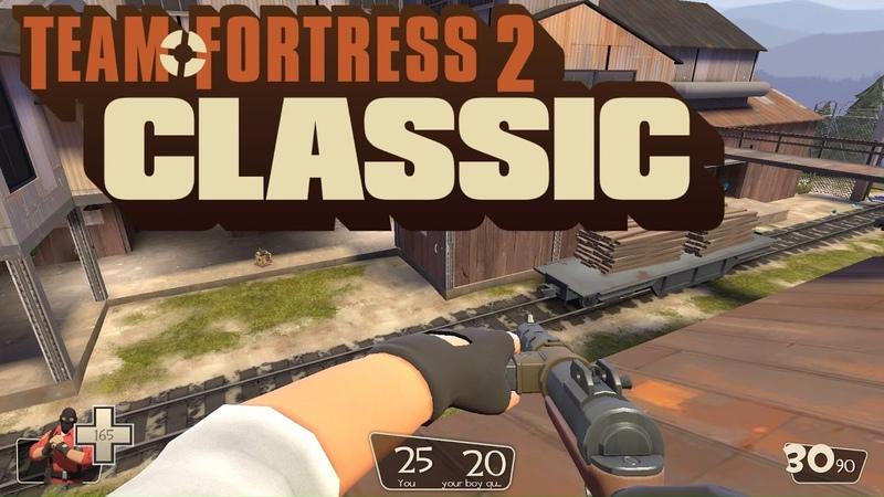 Team Fortress 2 Classic - a TF2 mod