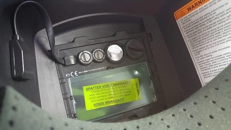 Сварочная маска хамелеон Torros WH8000. Обзор, характеристики, настройки щитка для сварки