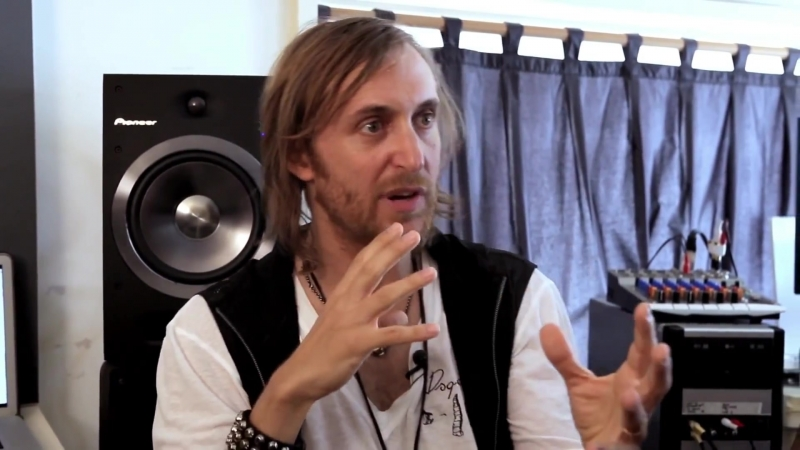 David Guetta - Masterclass (русский перевод)