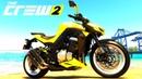 THE CREW 2 GOLD EDiTiON (TUNiNG) KAWASAKI Z1000 ABS PART 462 ...