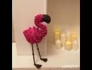 Розовый фламинго 😍