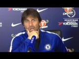 Antonio Conte Full Pre-Match Press Conference - Chelsea v Burnley - Premier League