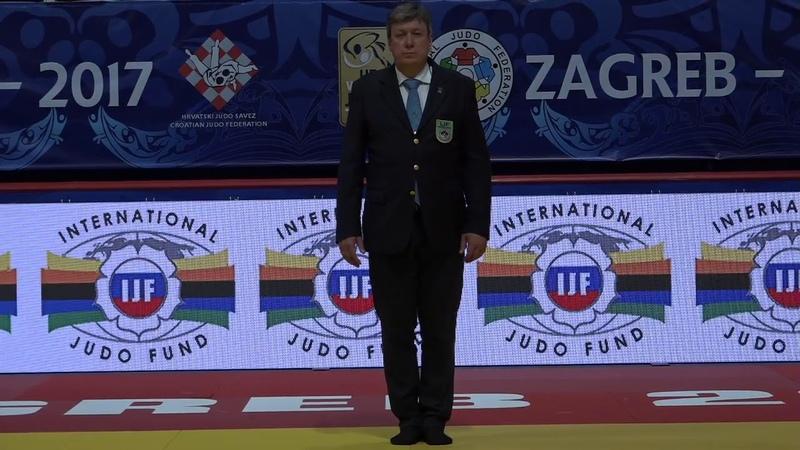 Hidayet Heydarov Vs Bilal Ciloglu Final 73kg World Championship Juniors 2017