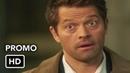 Supernatural 14x08 Promo Byzantium (HD) Season 14 Episode 8 Promo
