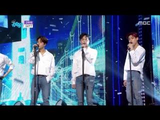Got7 - Thank You  @ Music Core 180317