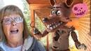 Real fnaf animatronics vs kids - Halloween Special 1