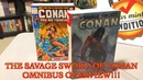 The Savage Sword of Conan Omnibus Overview