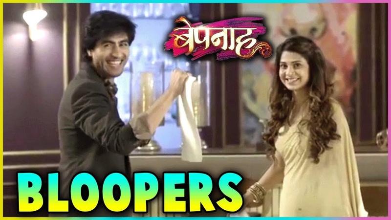 Zoya And Aditya's CHEMISTRY Behind The Scene | Bloopers | Bepannah