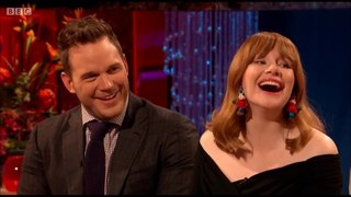 Series 23 Episode 8 - Chris Pratt, Bryce Dallas Howard, Jeff Goldblum and Jake Shears.