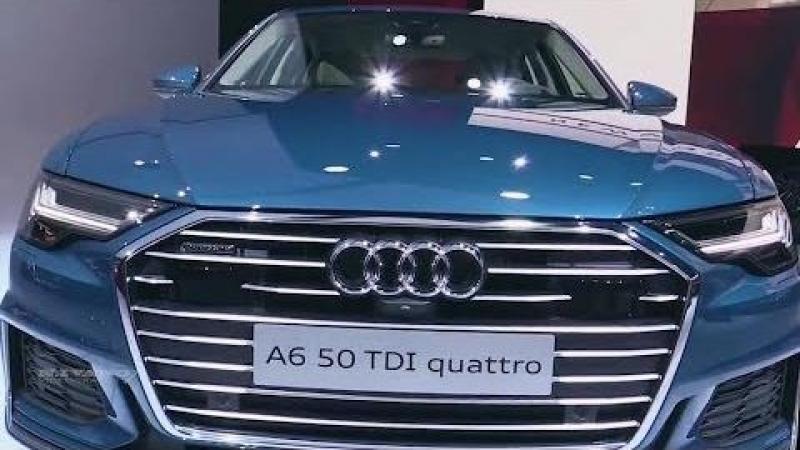 2019 Audi A6 50 TDI Quattro - Exterior And Interior Walkaround