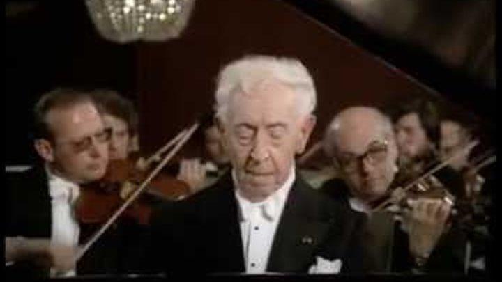 Arthur Rubinstein Grieg Piano Concerto in A minor Op 16