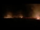 Пожар в Петровском квартале