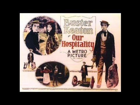 Nossa Hospitalidade (Our Hospitality, 1923), de Buster Keaton, filme completo e legendado