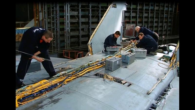 Модернизация истребителей МиГ-31 на Нижегородском авиационном заводе Сокол bmpd